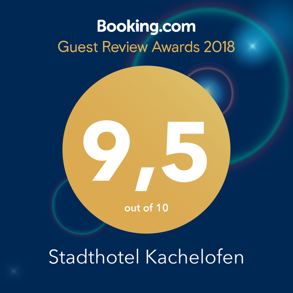 booking.com guest review award winner 2018